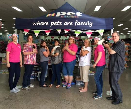 Petstock Adoption Day